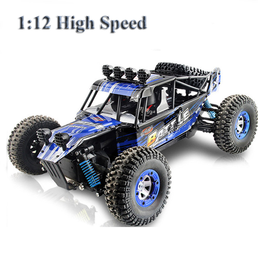 2.4GHz 1:12 Radio Controller Vehicle RC Truck Remote Control 4 Wheel Tractor Engineer Vehicle Car Model Children Toys