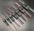 Auto conector de cable 1 2 3 4 5 6 Vías 1 P 2 P 3 P 4 P 5 P auto conector Macho y Hembra Conector Eléctrico A Prueba de agua con cable