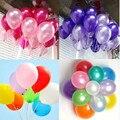 200 pçs/lote 10inch1. 2g Globos Bolas de Látex Balão de Hélio Balões de Festa de Aniversário de Casamento Brinquedo Clássico Presente de Natal Ballon Mariage