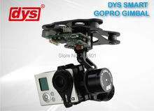 DYS 3 Axis Smart Gopro Brushless Gimbal Camera Mount w/Motor & Gimbal Controller for FPV Aerial Photography