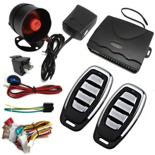 M802-8152 Car Security System Alarm Immo