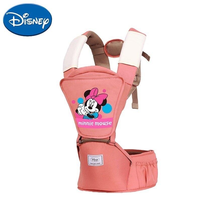 Porte-bébé Disney respirant face avant porte-bébé multifonctionnel enfants Wrap nouveau-né sac à dos à bandoulière accessoires Disney