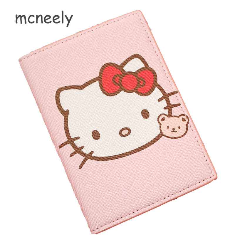 1pc High Quality PU Leather Russian Passport Cover For Travel Documents pink HELLO KITTY The Cover of The Passport--KT0891pc High Quality PU Leather Russian Passport Cover For Travel Documents pink HELLO KITTY The Cover of The Passport--KT089