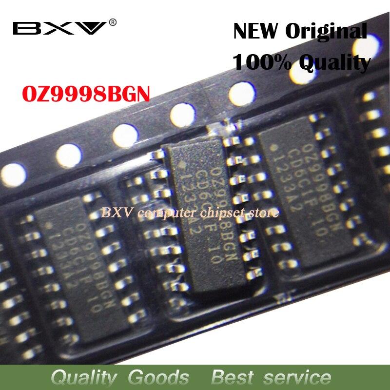 2PCS OZ9998BGN OZ9998  SOP-16