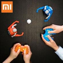 2019 Nieuwe Xiaomi Mitu Voetbal Robot Builder Diy Kinderspeelgoed Robots Verjaardag Cadeaus Voor Jongens Meisjes Kids World Cup voetbal