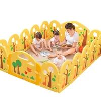 Babyfond ребенка ползать коврик забор ребенка игрушечный забор ребенок малыш забор Крытый Дом ограждение для безопасности ребенка
