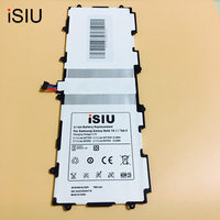 ISIU Replace For Samsung Galaxy Note 10 1 N8000 N8010 Battery Tab 2 10 1 P5100