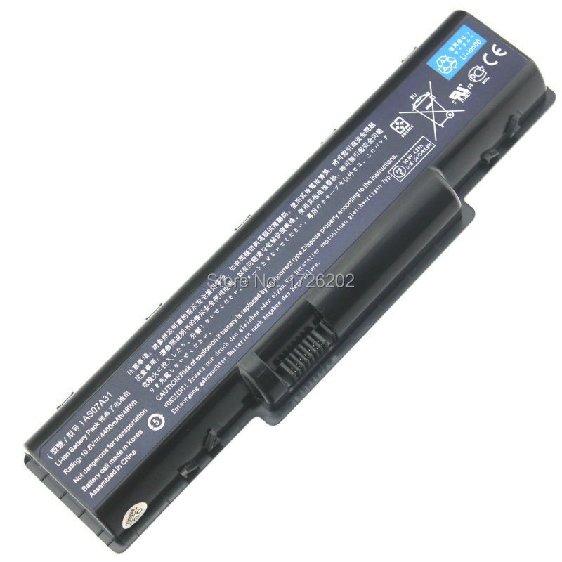 battery AK.006BT.020 AK.006BT.025 AS07A31 for Acer Aspire 5732Z 5735 5737Z 5738 5740 5740G 7715Z AS5740 AS07A71 AS07A72 AS07A75 image