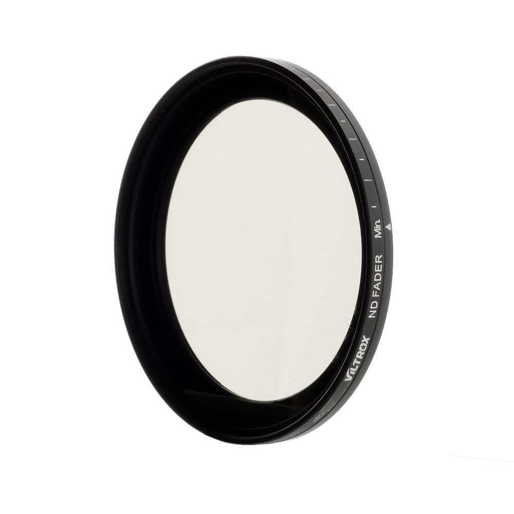 52mm/55mm/58mm/62mm/67mm/72mm/82mm PRO1-D densité neutre Variable ND Fader lentille filtre verre optique ND2 ND4 ND8 à ND400 - 5