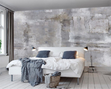 Beibehang Custom wallpaper home decoration murals euro retro nostalgia wall mural background concrete 3d