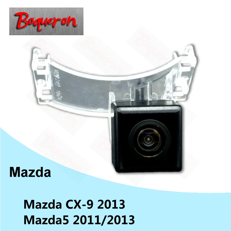 for <font><b>Mazda</b></font> 5 Mazda5 <font><b>2011</b></font> 2012 2013 <font><b>CX</b></font>-<font><b>9</b></font> <font><b>CX</b></font> <font><b>9</b></font> 2013 HD CCD Night Vision Reverse Parking Backup Camera Car Rear View Camera NTSC PAL image