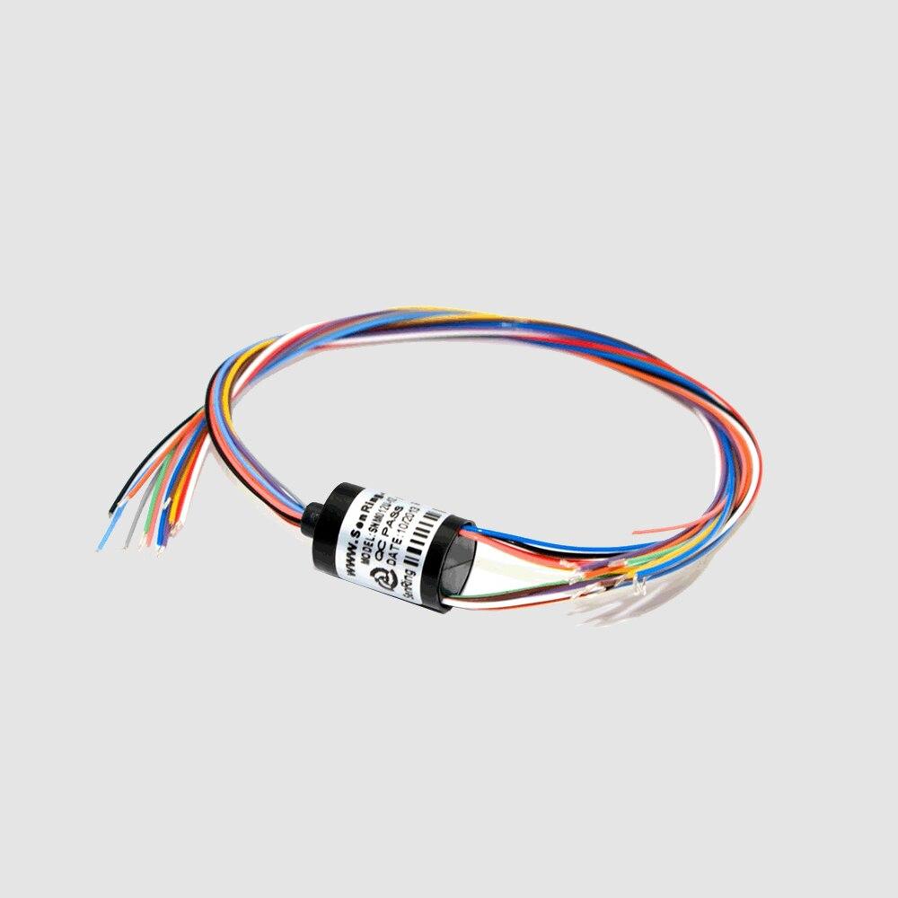 3pcs-Slipring for iPower Gimbal Motor GBM8017 GBM5208 6324 Gimbal Motor