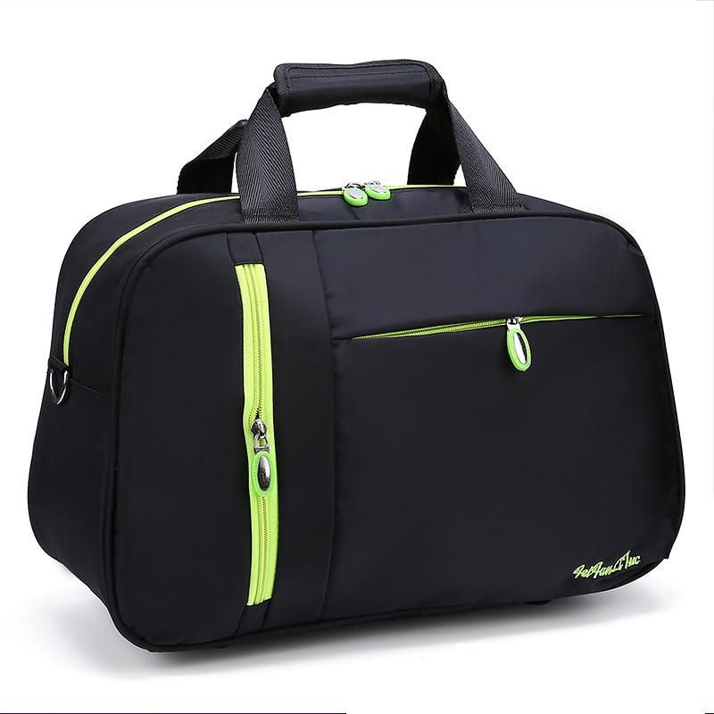 Men Travel Bags Solid Waterproof Nylon Ladies Handbag Large Capacity Women Travel Bag Casual Men Luggage Bags PT1119Men Travel Bags Solid Waterproof Nylon Ladies Handbag Large Capacity Women Travel Bag Casual Men Luggage Bags PT1119