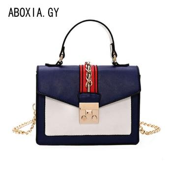 Women Handbags fashion women messenger bags flap crossbody bag sling chain shoulder bolsa high quality small handbags 3V3234 Сумка