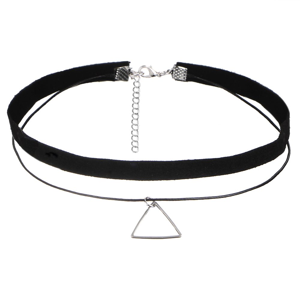 HTB1wjbaPVXXXXcfXVXXq6xXFXXXV Stylish Gothic Tattoo Leather Velvet Lace Choker Necklace For Women - 10 Styles