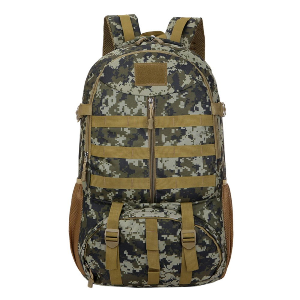 Hot Sale Men Military Army Bag Men Backpack High Quality Waterproof Nylon Laptop Backpacks Camouflage Bags Fast Shipping outdoors waterproof nylon backpacks molle tactics backpacks laptop backpacks military backpack rucksacks travel bag pack