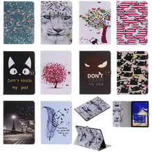 Luxury Horse Print Leather Magnetic Flip Wallet Tablet Case Cover Bag Coque Funda For Samsung Galaxy Tab S4 10.5 SM-T830 SM-T835 luxury horse print leather magnetic flip wallet tablet case cover bag coque funda for samsung galaxy tab a 9 7 sm t550 sm t555