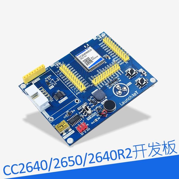 CC2640 Development Board CC2640R2F CC2650 BLE Low Power Bluetooth 5 cc2640r2f coreboard wireless bluetooth 5 0 module development board wireless board