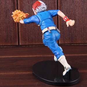 Image 5 - Anime Boku no Hero Academia My Hero Academia Katsuki Bakugo Izuku Middria Shoto Todorki Action Figure Collectibe Model Toy