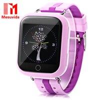 Mesuvida Q750 GPS Smart baby Horloge GW200s Kinderen Kids Smartwatch met Wifi 1.54 inch SOS Oproep Apparaat Tracker Chidren GPS