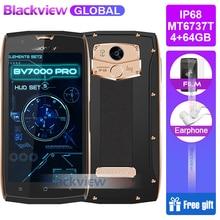 2017 Blackview BV7000 Pro Cep Telefonu IP68 Su Geçirmez MTK6750T Octa Çekirdekli 5