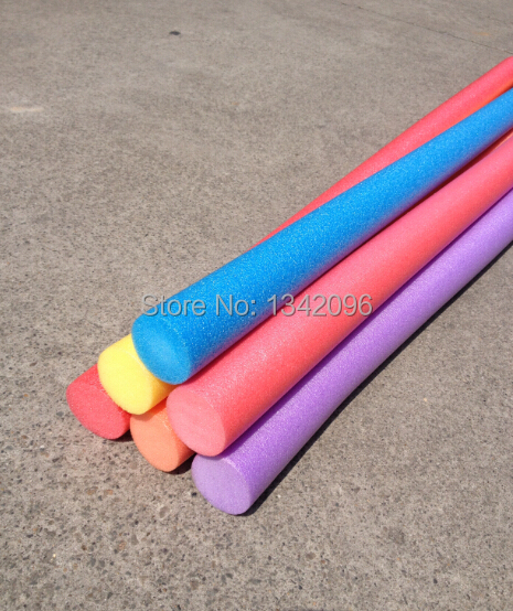 1pc 6x150cm Pool Noodle Water Noodle Swimming Exercise Aids Floating
