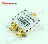 Nowy 2 Way SMA Splitter Zasilania 1500 mhz ~ 8000 MHz, kabel SMA żeński 8G zasilania rozdzielacza sygnału rozdzielacz splitter kobieta Darmowa wysyłka