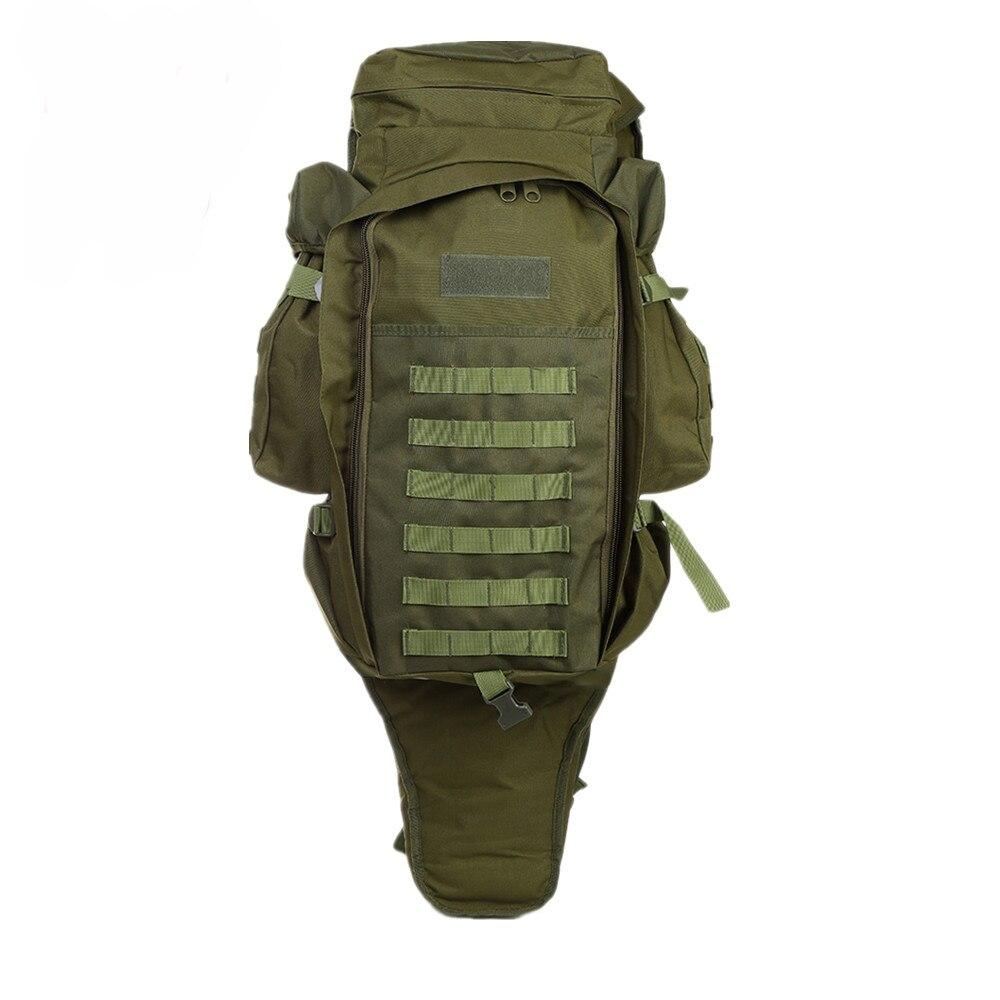 Outlife 60L sac à dos tactique militaire en plein air escalade Camping randonnée sac à dos pour voyage chasse tir Trekking sac de sport