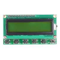 0 55MHz LCD DDS Signal Generator Module Based On AD9850 Frequency Generator Dds Function Signal Generator