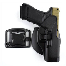 Glock 17 19 22 23 31 32 Pistol Tactical Gun Holster Military Airsoft Combat Quick Drop Handgun Leg For Hunting Shooting