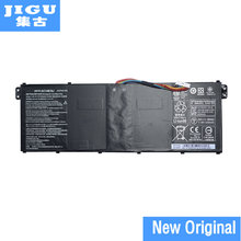 JIGU batería Original para ordenador portátil, AC14B18J, para ACER Aspire E3 111 E5 731 E5 771G ES1 511 R13 ES1 711 R3 131T