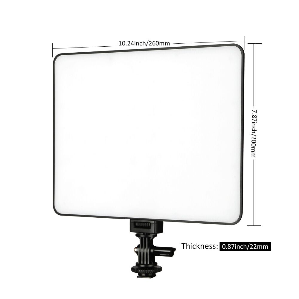 Photo Studio set 2x Viltrox VL-200T Wireless Remote Bi