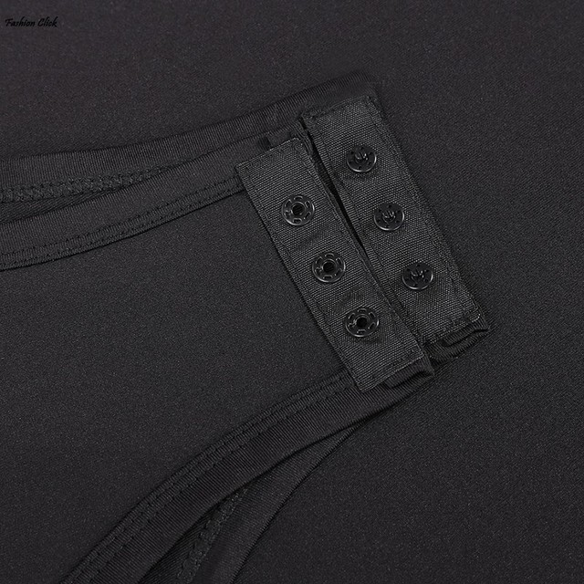 Slash Neck Off Shoulder Jumpsuit Bodysuit Clubwear