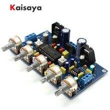 Neue LM4610 + NE5532 Vorverstärker ton verstärker bord für hifi diy D3 006