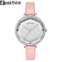 font b geekthink b font fashion quartz watches women classic dress wrist watch leather top.jpg 200x200