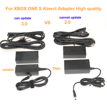 2018 Kinect Adapter for Xbox One for XBOX ONE S Kinect 2.0 3.0 Adaptor US&EU Plug USB AC Adapter Power Supply For XBOXONE S
