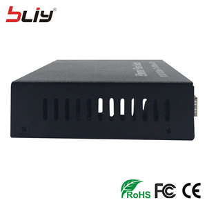 Image 4 - Bliy 4G2E 10/100/1000Mbps gigabit ethernet switch 4 fiber sfp module port and 2 RJ45 port best network switch FTTH