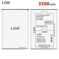 Original 3500mAh BM45 Battery For Xiaomi Redmi Note 2 II Note2 Red Rice NoteII Li Ion