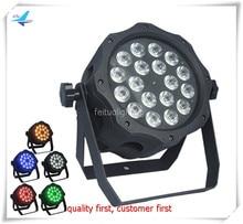 -4 шт./лот 24×15 Вт 5in1 напольный номинальной света RGBAW Wash LED PAR может 5in1 Stage свет DMX512 для ТВ Studio, кинотеатр, аудитория