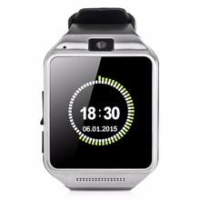 ร้อนกีฬาบลูทูธสมาร์ทนาฬิกาโทรศัพท์นาฬิกาข้อมือที่มีซิมการ์ดSDสนับสนุนสล็อตHTCซัมซุงโซนี่A Ndroidโทรศัพท์