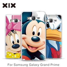 Grand prime G530 case for fundas samsung galaxy grand prime Mickey mouse PC G531 cover for coque samsung galaxy grand prime case