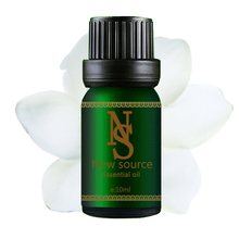 100% pure plant essential oils Gardenia oil 10ml Germicidal Clearing heat Purging fire Aromatherapy oil цена