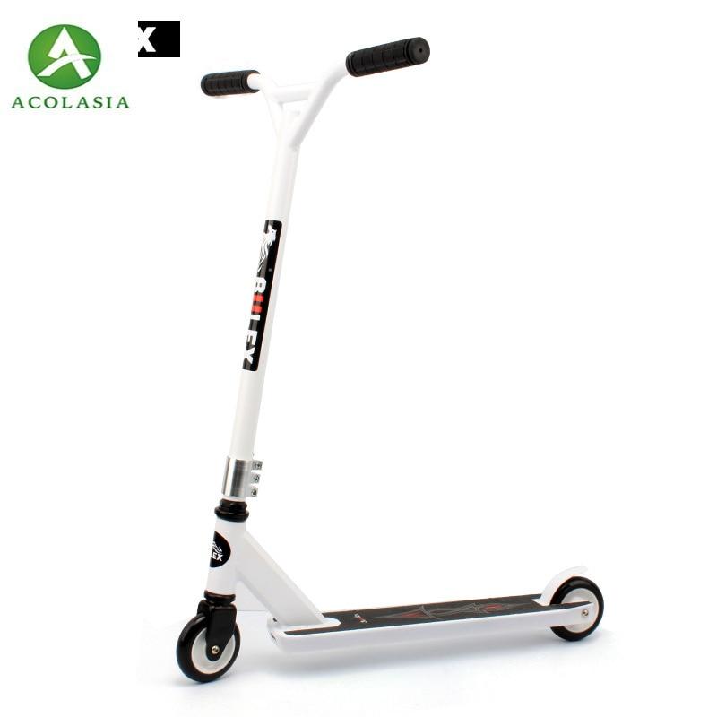 Trottinette acrobatique Pro trottinette de ville style Freestyle roue en polyuréthane trottinette sport extrême Pro
