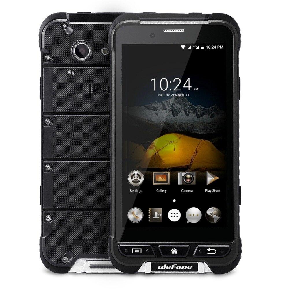 Original Ulefone Armor MTK6753 Octa Core Android 6 0 Mobile Phone 4 7 Inch 3G RAM