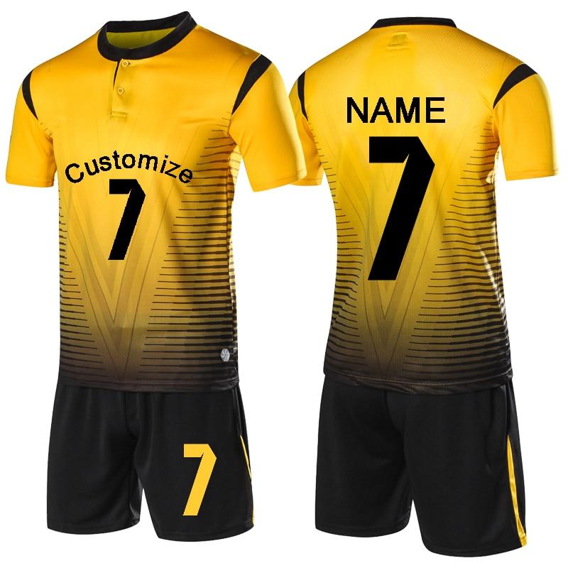 481d7d3eec kids soccer jersyes 2018 2019 mens sporting jersey 2018 survetement football  training suit maillot de foot