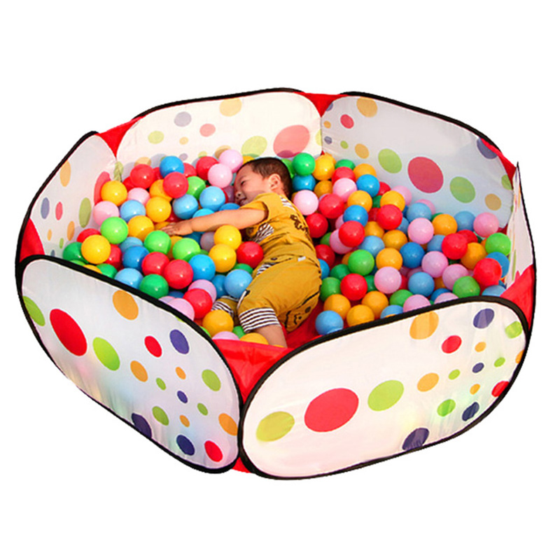Funny gadgets Eco-Friendly Ocean Ball tent pit pool Children BOBO Ball tent (balls no inlcude )Baby Kids Play House Toys Game hot sale eco friendly tent for kids cotton canvas toys tent