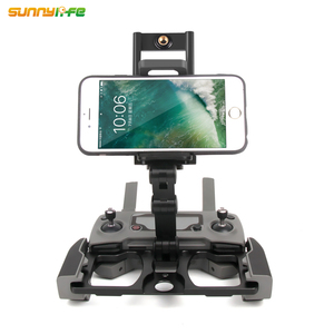 Image 5 - Sunnylife Remote Controller Phone Tablet Clip CrystalSky Monitor Holder Bracket For DJI MAVIC 2 PRO/ AIR/ SPARK Drone