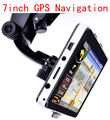 Hot-sell 7 inch Car GPS Navigation CPU800M 256MB/8GB + Free latest Maps