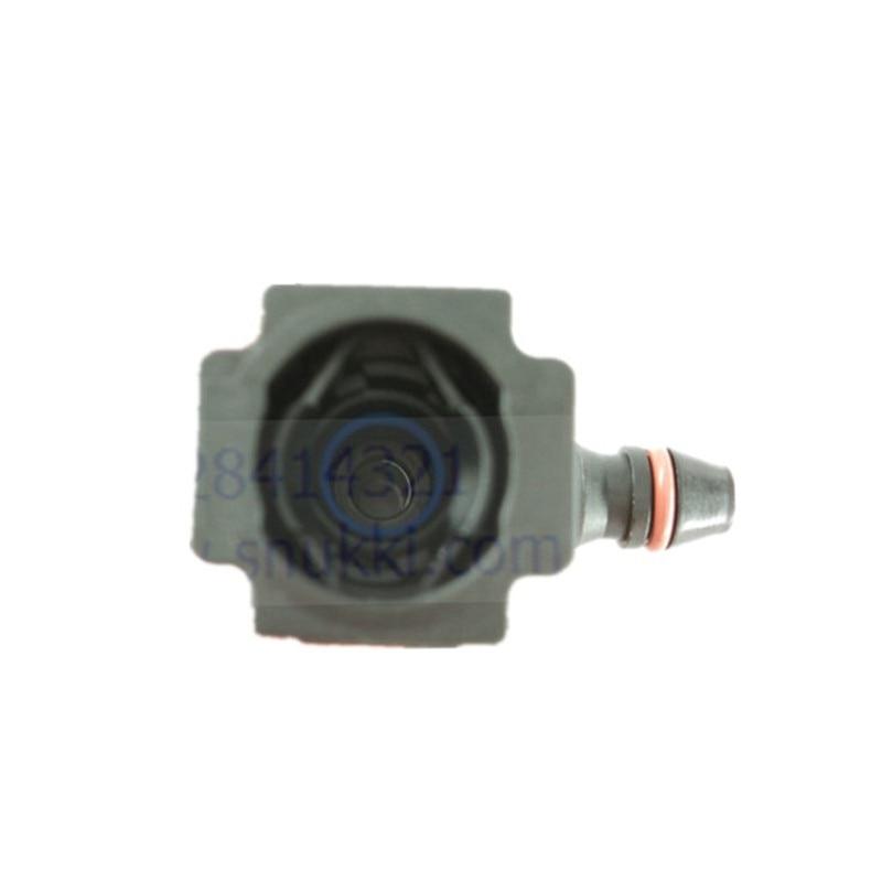 7.89mm ID6 Tee bağlayıcı Yanacaq xətti sürətli bağlayıcı 5 - Avtomobil daxili aksesuarları - Fotoqrafiya 5