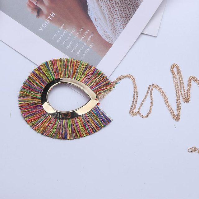 Big Bohemia Pendant Necklace 6